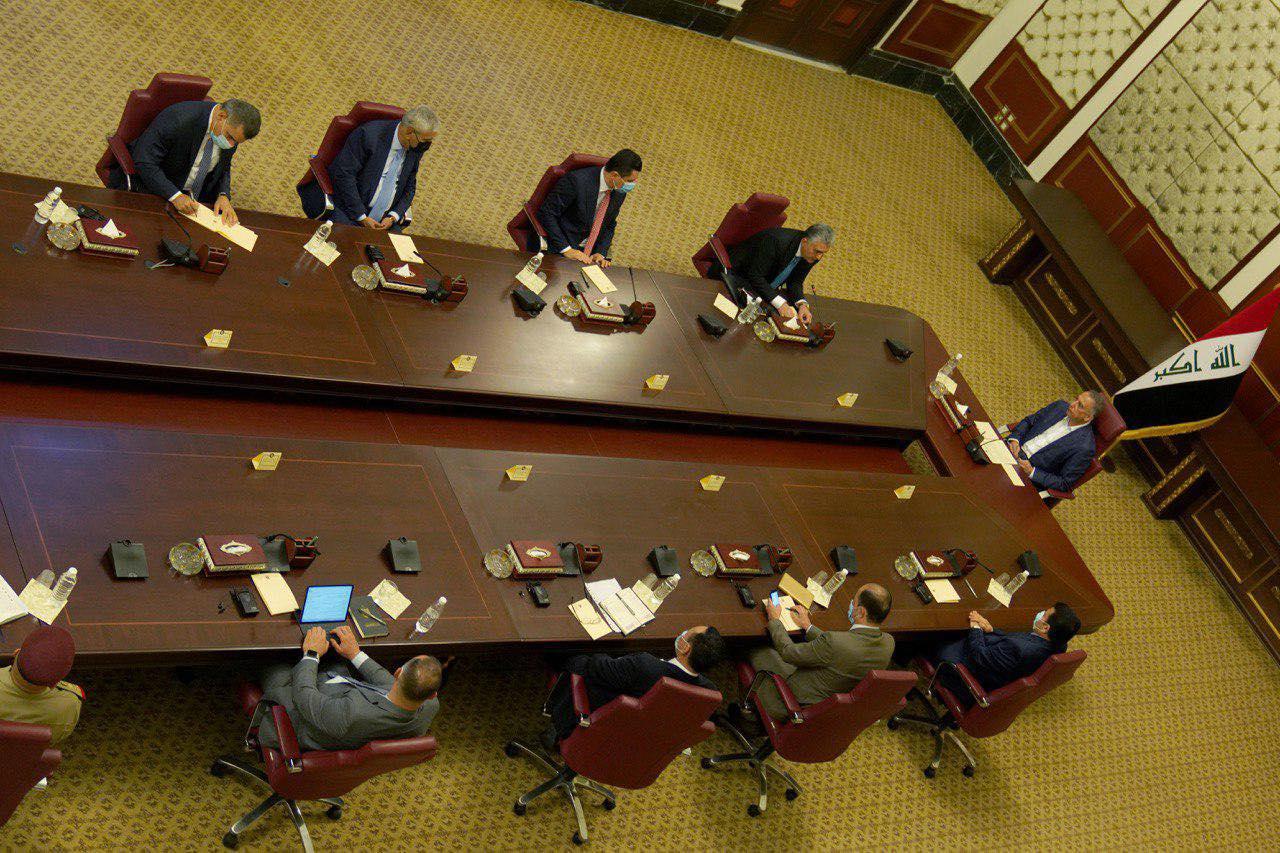 وكالة الاستقلال تنشر اتفاق سنجار والتصوير من السقف!!
