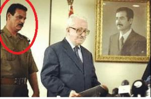 وفاة مرافق طارق عزيز الفلوجي ابو مجاهد