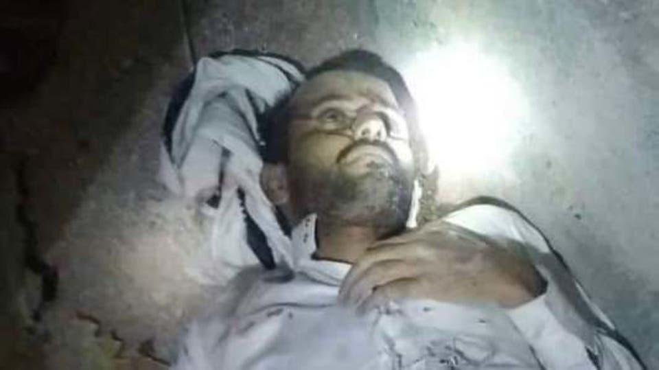 يمني قتل 14 شخصا بينهم زوجته وطفليه