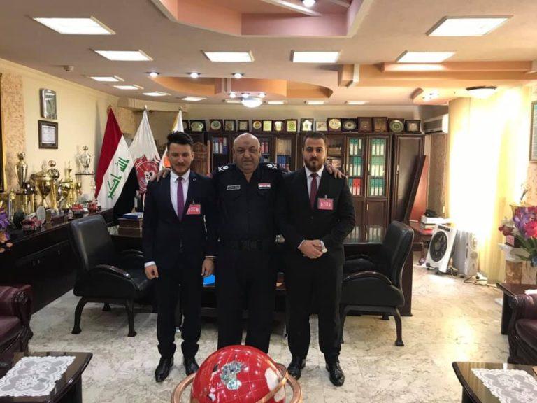صارت بالاسلحة المتوسطة والثقيلة بين المعدان وعشيرة اللواء بوهان مدير الدفاع المدني الان