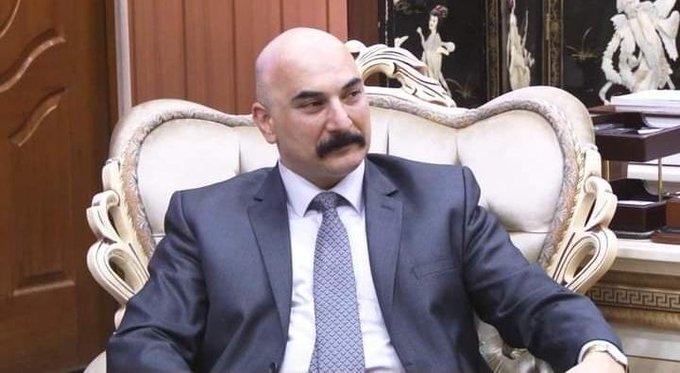 طرد التركماني طورهان المفتي من كافة مناصبه