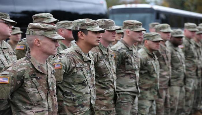 مصير محادثات السلام اذا انسحبت القوات الأمريكية من افغانستان