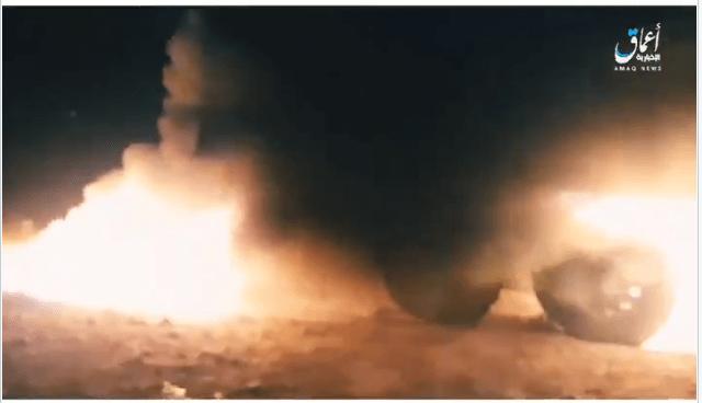داعش الارهابي يقتل ويصيب 14 عسكريا بينهم ضابط بالانبار