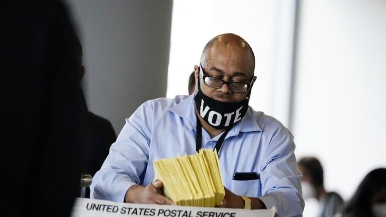 نيفادا الامريكية .... بطاقات الاقتراع عبر البريد سيتواصل حتى نوفمبر