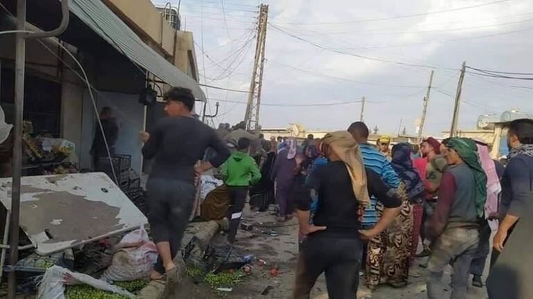 انفجار دراجة مفخخة في ريف الرقة السورية