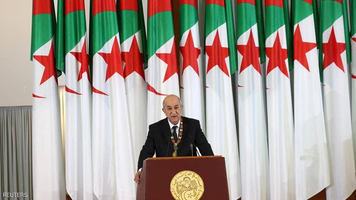 تطورات حالة الرئيس الجزائري تبون الصحية بعد إصابته بكورونا