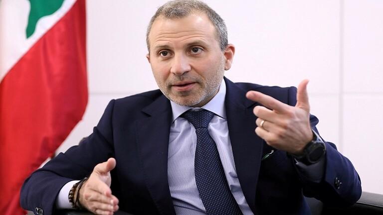 عقوبات أمريكية على جبران باسيل وزير خارجية لبنان الاسبق