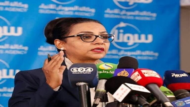 وزيرة مالية السودان مصابة بفيروس كورونا