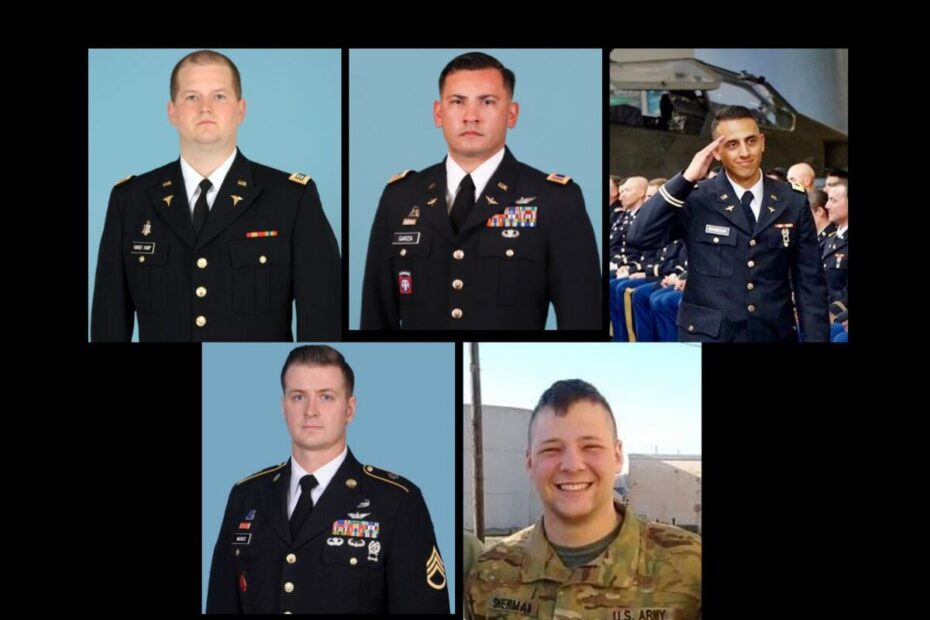 وكالة الاستقلال تنشر صور واسماء المارينز الامريكان الذين قتلوا قبل 3 أيام