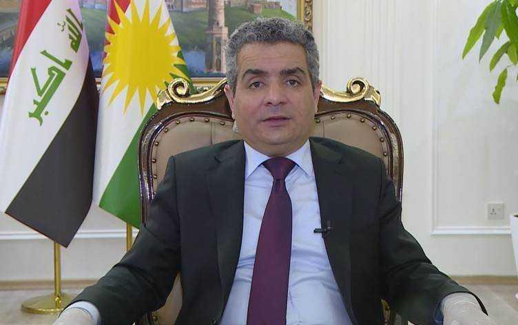 وفاة محافظ اربيل صوفي في تركيا
