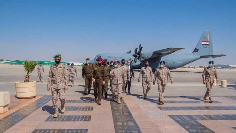 وصول رئيس الاركان العراقي للسعودية بطائرة نقل بعد يومين من اعلان المحكمة انها ابنته بطل