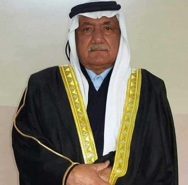 اعدام شيخ العنزة في كركوك بكراج بغداد وقتلته من ابناء عمومته