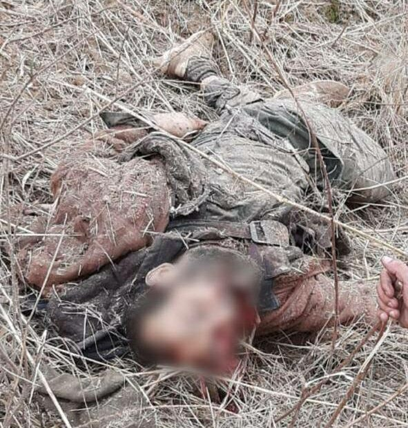 الطيران البريطاني وليس القوات العراقية من قتل جبار العيساوي في وادي الجاي بكركوك