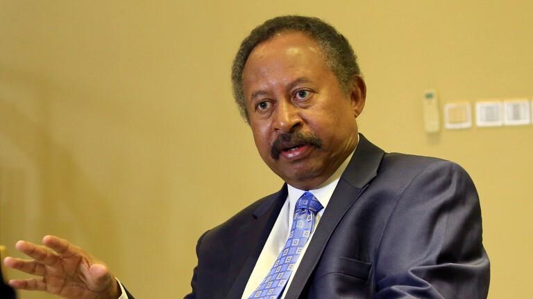 حمدوك يحل الحكومة السودانية فجر الاثنين