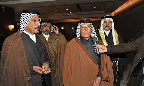 اندلاع اشتباكات عشائرية عنيفة بين عشيرة بوهان مدير الدفاع المدني والعكيلات بالاسلحة الخفيفة والمتوسطة في منطقة الفضيلية في بغداد.