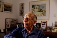 وفاة شلومو هيليل ، الذي ساعد 120 ألف يهودي على الفرار من العراق ، عن 97 عامًا الان