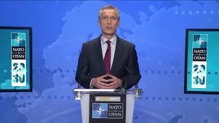 حلف الناتو | نحن حريصون على سلامة الشعب العراقي