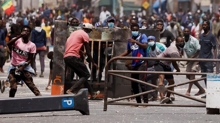 ارتفاع حصيلة الصدامات إلى 4 قتلى في السنغال