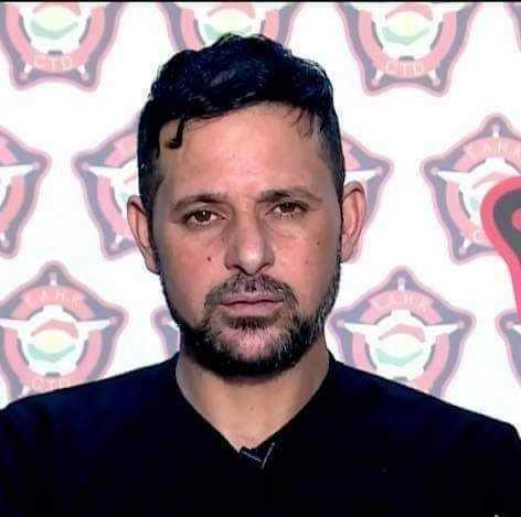 اعترافات حيدر حمزة عباس التركماني قائد مليشيا سيد الشهداء التي قصفت اربيل