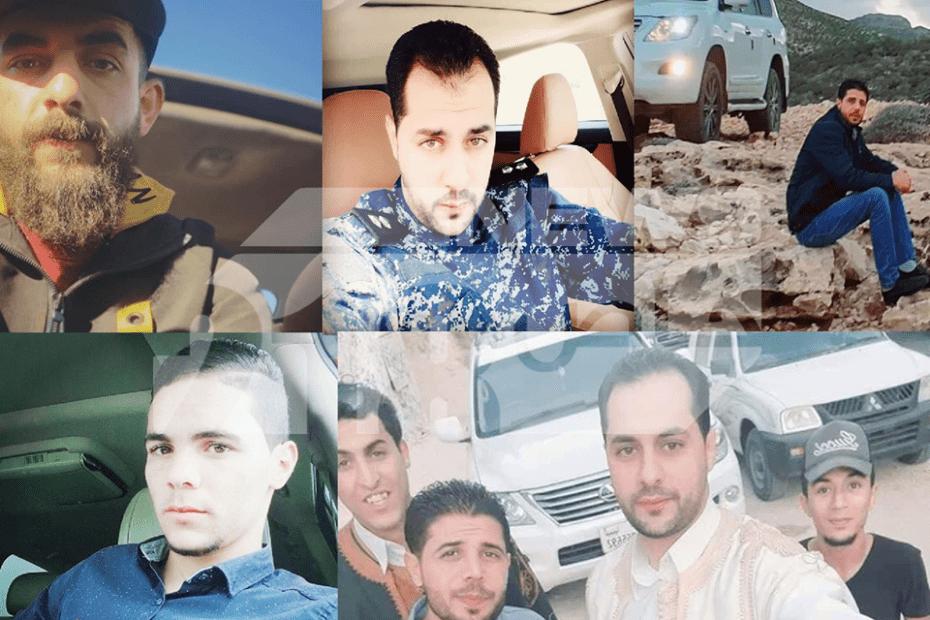 الجيش الليبي يعتقل القيادي الداعشي محمد ميلود محمد في مدينة اوباري حي الشارب