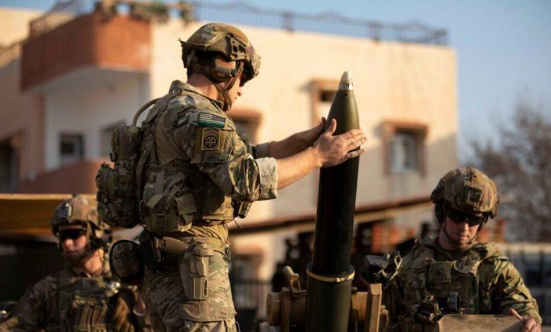 صورة البنتاغون: الولايات المتحدة ملتزمة بشراكتها مع العراق