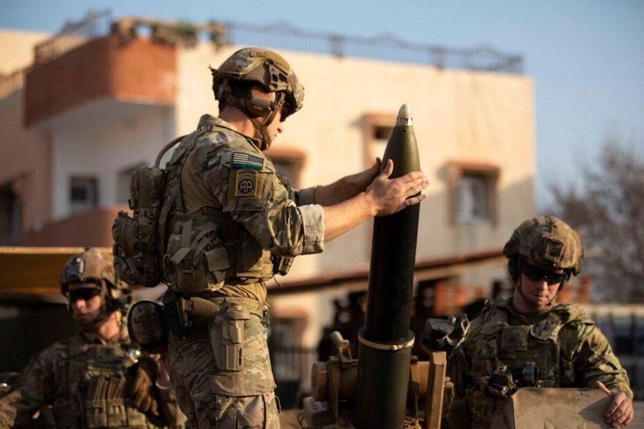 تفاصيل الوثائق المعركة القانونية لجعل البنتاغون يشارك في أعداد القوات في الشرق الأوسط