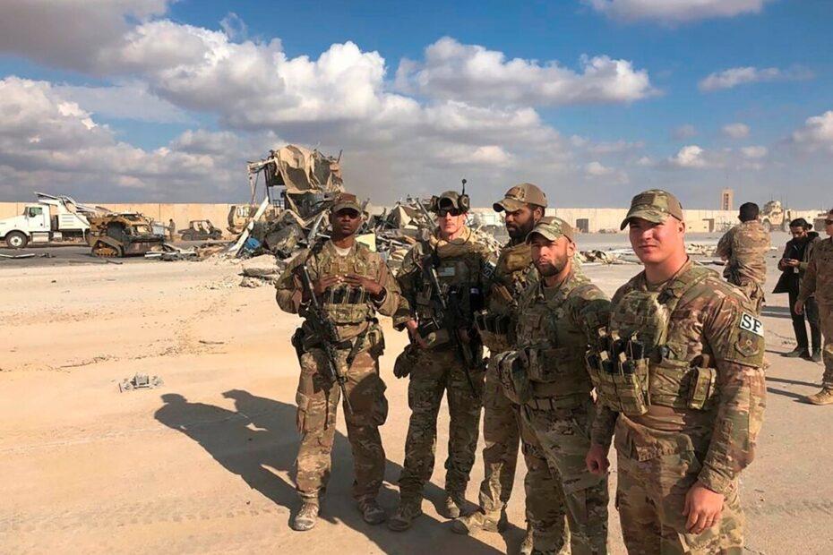 ويريد العراق جولة جديدة من المحادثات بشأن انسحاب القوات القتالية الأمريكية المتبقية في ذكرى سقوط بغداد