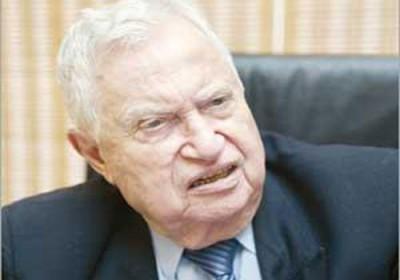 وفاة الأمين العام السابق للمؤتمر القومي العربي العراقي خير الدين حسيب