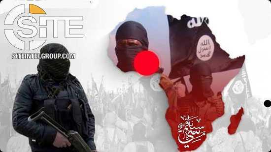 داعش الارهابي يدعو أتباعه للمشاركة بالفتوحات الافريقية