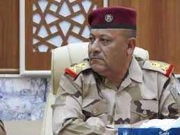 نجاة قائد الفرقة الخامسة من الموت باعجوبة بنيران داعش بديالى