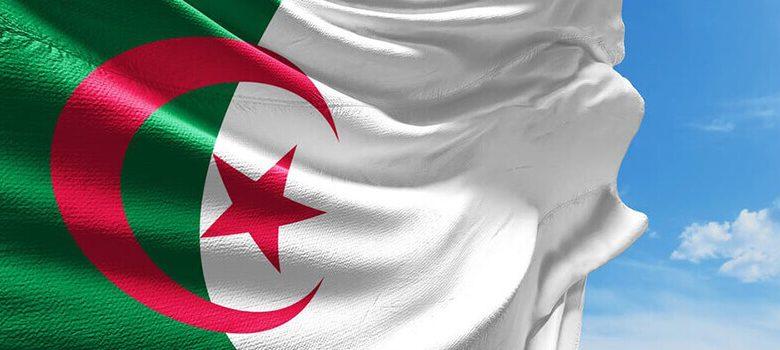 صورة غرق احياء عديدة في الجزائر