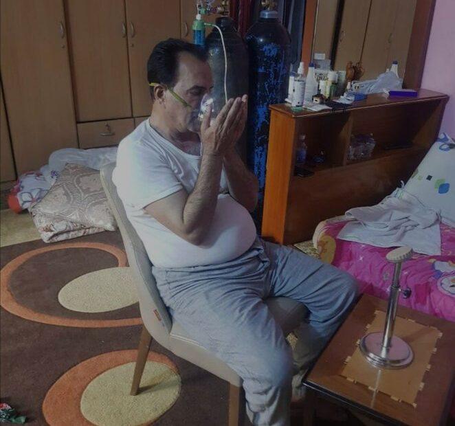 وفاة القيادي بحزب الدعوة الكردي الفيلي عدنان هادي نور علي الاسدي (الشيرواني ) بمدينة الطب الان