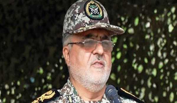 تعيين رحيم زاده قائد لمقر خاتم الانبياء والذي شارك بالعدون على العراق قبل 41 عاما وهزم