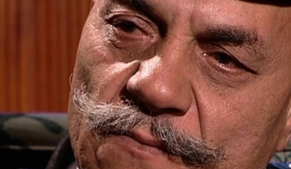 وفاة عشماوي الذي قال لم ارى او اسمع معدوم مات قبل ان يطأ جسده الارض الا صدام