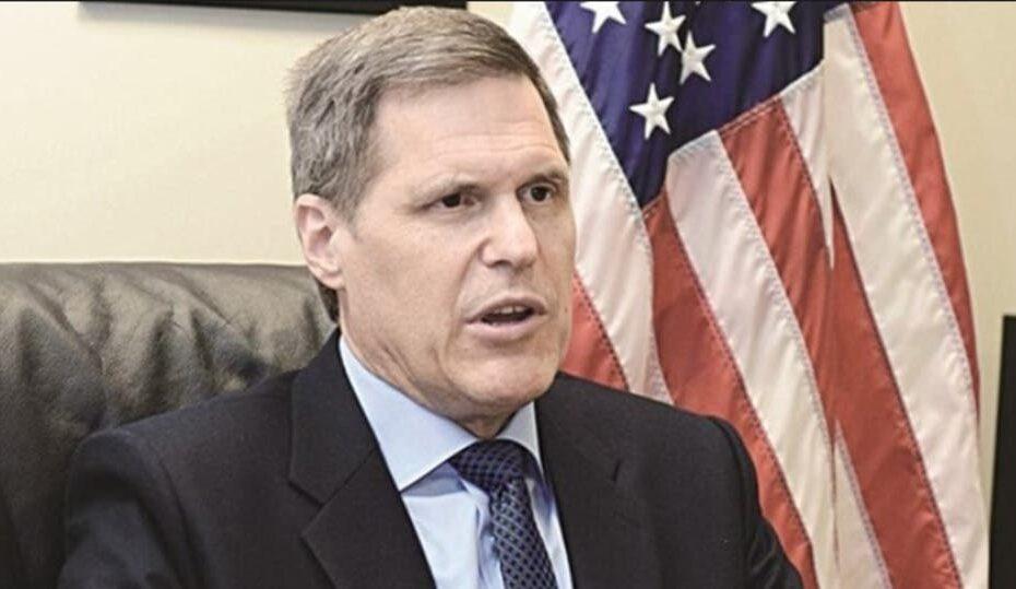 """السفير الأميركي: وصف القوات الأميركية بـ """"المحتلة"""" """"سخيف""""والاسلحة المستخدمة ضدما ايرانية"""