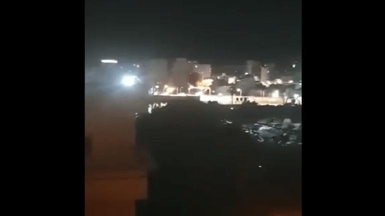 الشرطة تعتدي على مراسل سكاي نيوز عربية الذي روج للصهاينة في القدس