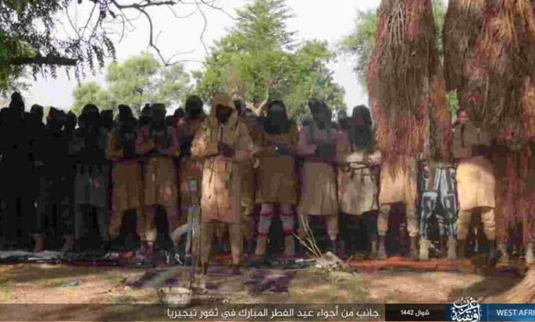 صورة داعش الارهابي ينشر 20 بيانا عن عملياته بافريقيا واسيا بيوم واحد
