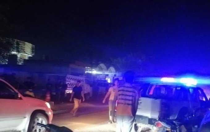 شخص من محافظة العمارة يقتل زوجته ووالدها ووالدتها واشقائها في منزلهم الواقع في قضاء الحر في مدينة كربلاء