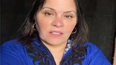 صورة وفاة الفنانة العراقية فاتن فتحي نادية العراقية بطلة مسرحية حفلة لسيد محترم