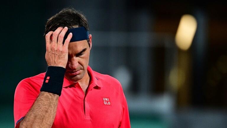 هل ينسحب فيدرر من بطولة فرنسا المفتوحة ؟