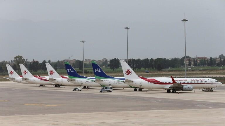 استئناف السفر الجوي جزئيا بعد تعليق دام اشهرا في الجزائر