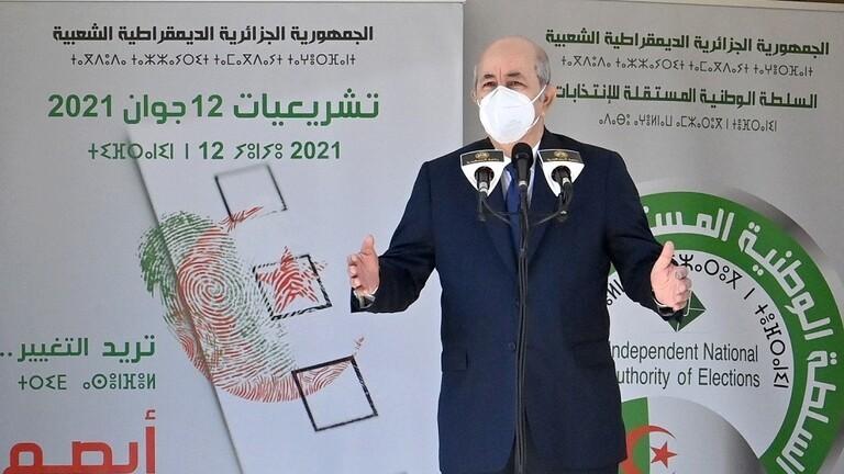 مشاورات سياسية لتشكيل حكومة جزائرية جديدة