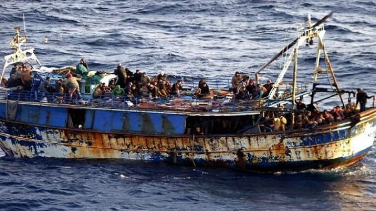 غرق مهاجرين قبالة السواحل اليمنية
