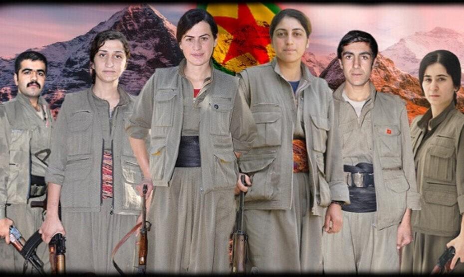 العمال التركي الشيوعي ينشر صورا ومعلومات عن سبعة عناصر قتلهم الاتراك