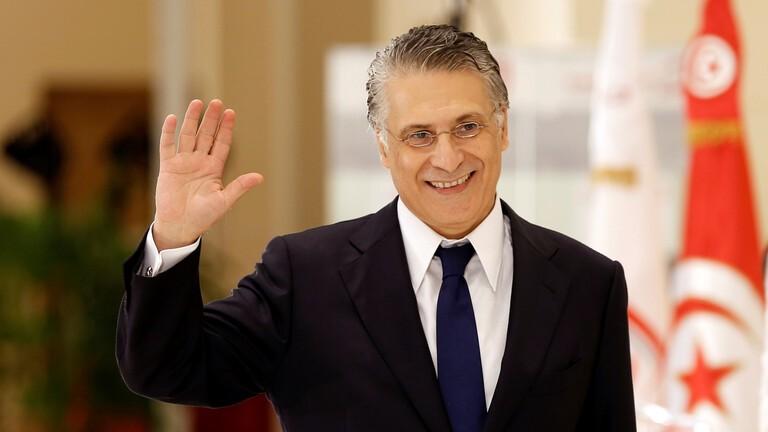 """الافراج عن مرشح الرئاسة التونسي السابق"""" نبيل القروي"""""""
