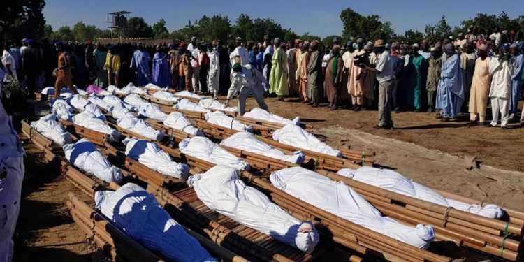 بعد بوركينا فاسو مقتل المئآت من مربي البقر في هجمات لداعش الارهابي في نيجيريا