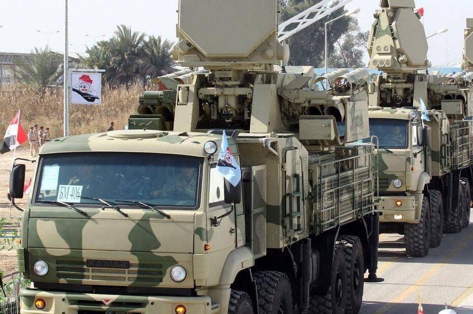 بغداد تشتري السلاح الروسي بدلا من الامريكية بعد تخليصهم من صدام