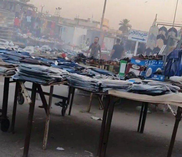 قتلى وجرحى بشوارع مدينة الصدر بتفجير لداعش الارهابي