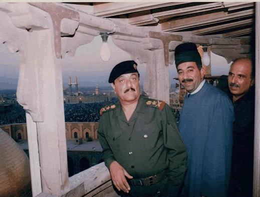 اطلاق سراح صابر الدوري محافظ كربلاء بعد 18 من الاعتقال بالسجون الامريكية