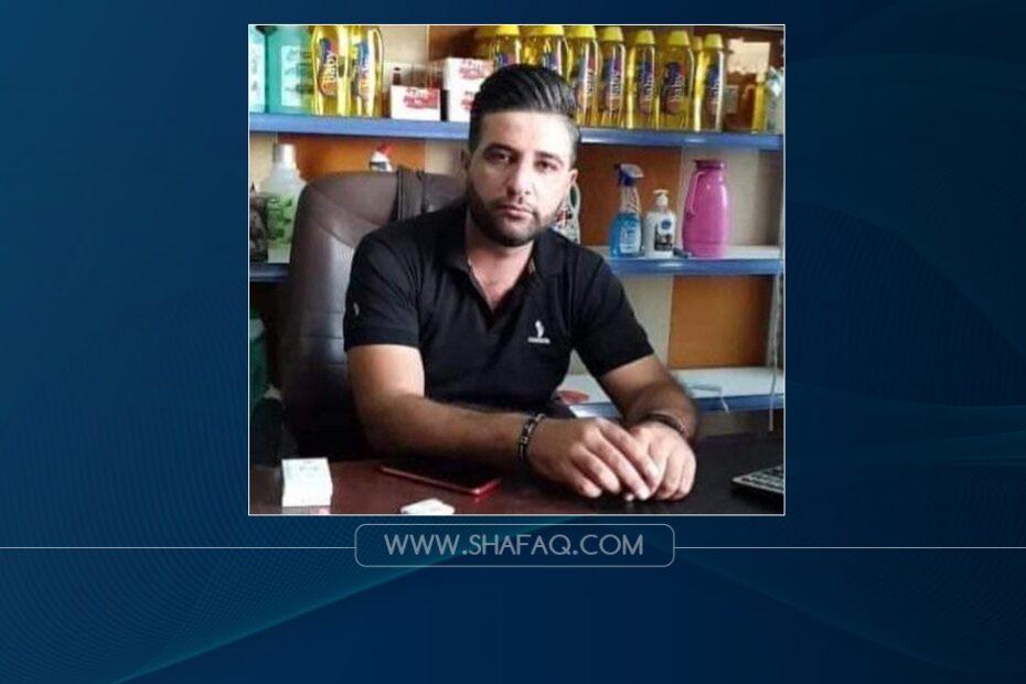 مقتل كردي من حلبجة التي قصفها التكتاتور بالكيمياوي قبل تفجيرها على الرفاق البيشمركة